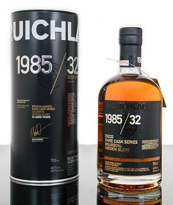 Bruichladdich 32 Year Old 1985 Rare Cask