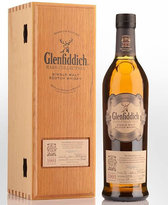 Glenfiddich Rare Collection 23 Year Old limited edition Select Cask