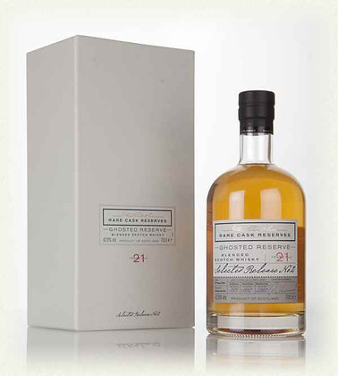 William Grant & Sons 'Ghosted Reserve' 21 Year Old