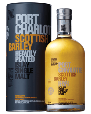 Port Charlotte Scottish Barley Single Malt