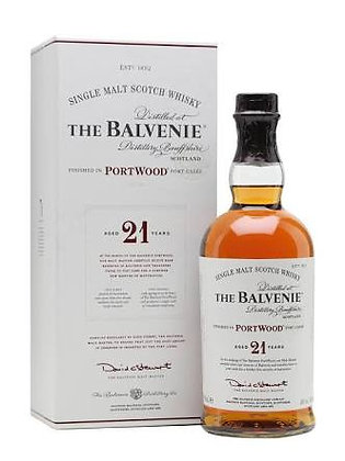 The Balvenie 21 Year Old Single Malt
