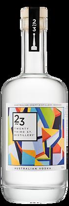 23rd Street Distillery VODKA