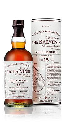 The Balvenie Single Barrel 15 Year Old Single Malt