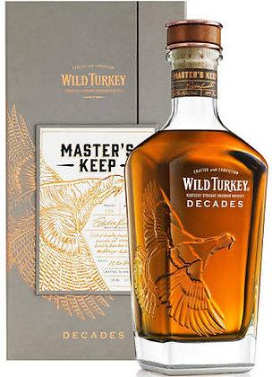 Wild Turkey Masters Keep Decades