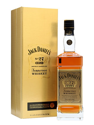 Jack Daniels Gold Number 27 Tennessee Whiskey