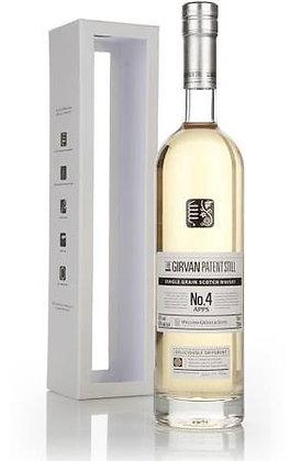 Girvan Patent Still No.4 Apps Grain Whisky
