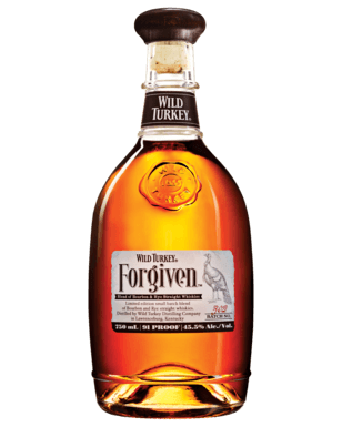 Wild Turkey 'Forgiven'