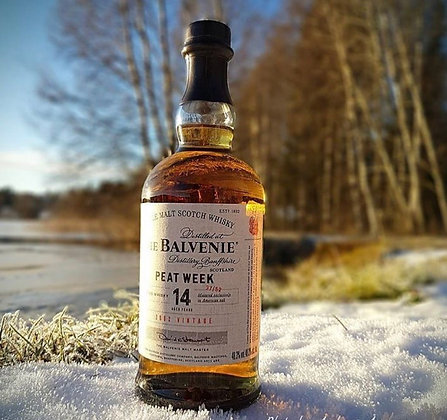 """The Balvenie 14 Year Old """"The Week of Peat"""""""
