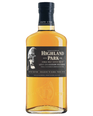 Highland Park Leif Erikkson Release Single Malt