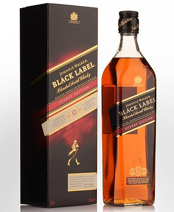 Johnnie Walker Black Sherry Edition