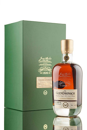 GlenDronach Kingsman Edition 1991 25 Year Old Limited Edition