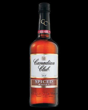 Canadian Club Spiced Whisky