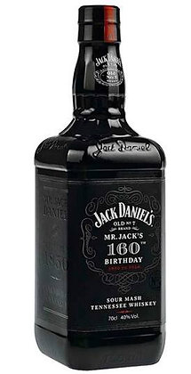 Jack Daniels 160th Birthday Edition
