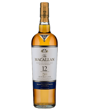 The Macallan 12 Year Old Double Cask Single Malt