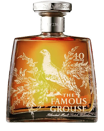 Famous Grouse 40 Year Old Scotch Whisky