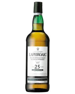 Laphroiag 25 Year Old Single Malt