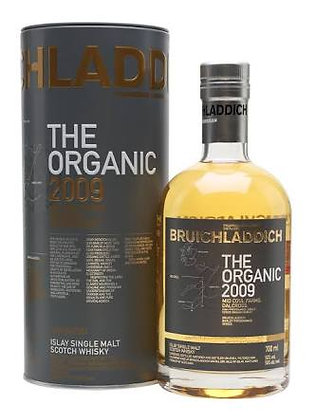 Bruichladdich The Organic Scottish Barley Single Malt