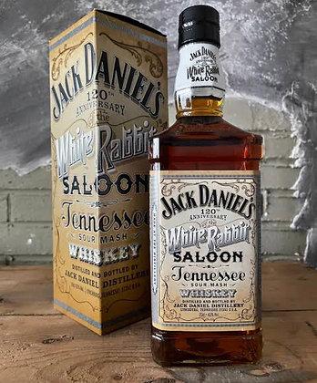 Jack Daniels White Rabbit Saloon Tennessee Whiskey