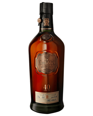 Glenfiddich 40 Year Old Single Malt