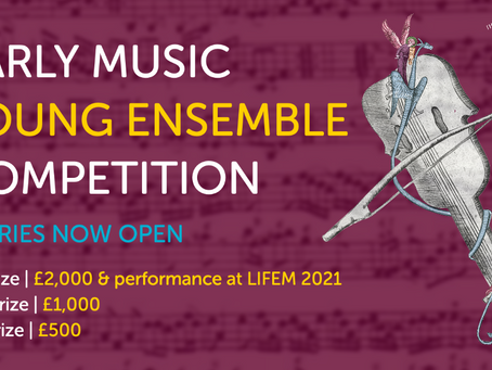 We are Finalists in the LIFEM Young Ensemble Competition!