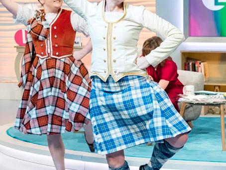 Introducing... Kathleen Gilbert, Highland dancer