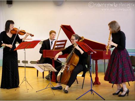 'The Pheasant's Eye - Dancing the Scottish Baroque'