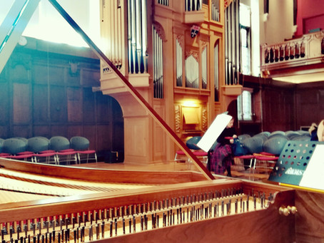 Keyboard Skills for Organists