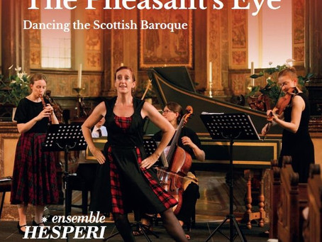 """Our first DVD, """"The Pheasant's Eye"""", is now available to order!"""