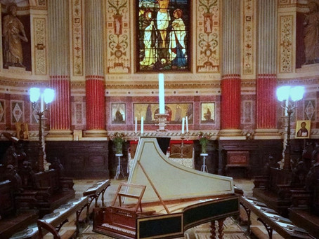 Worcester College Harpsichord Festival