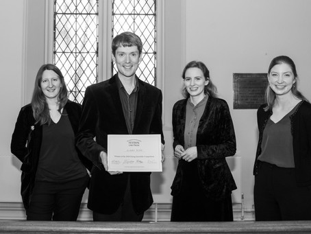 1st Prize in the LIFEM Young Ensemble Competition!