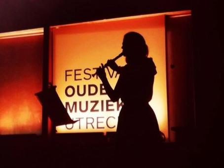 Success at Utrecht Early Music Festival
