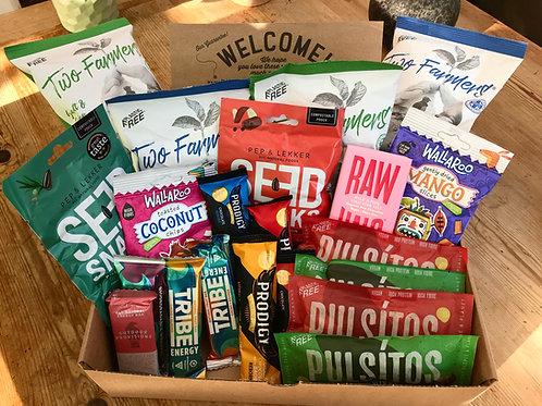 Deluxe Snack Box
