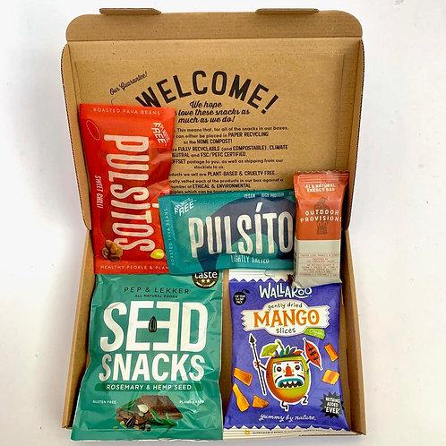 Savoury Letterbox Snacks