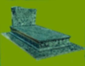 Modèle CMR  Granit Vert Olive