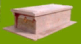 Modèle R2A  Granit Rosa Bella