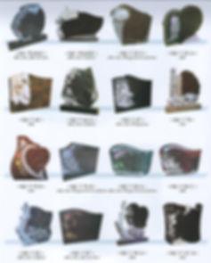 modèle de stèle