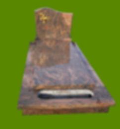 Modèle NCS  Granit Orinoco