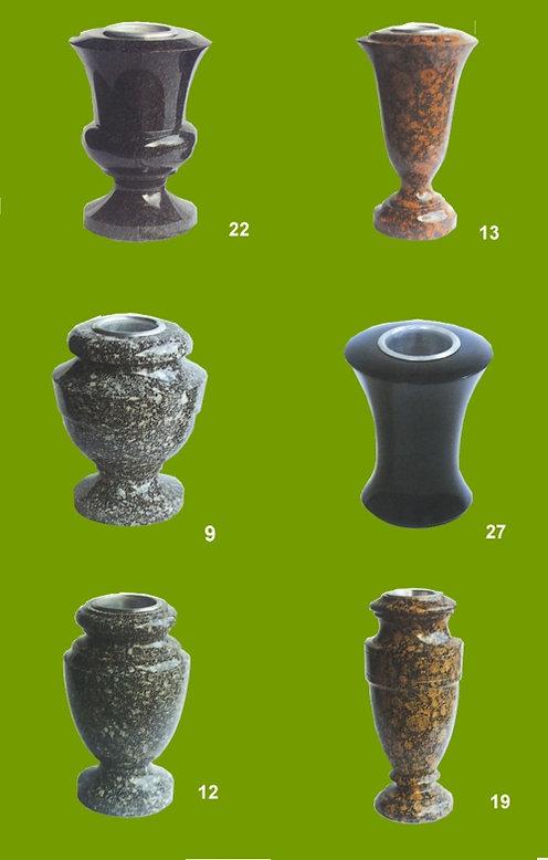 vases, jardinières ou vasques