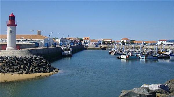 Port de pêche de la Cotinière