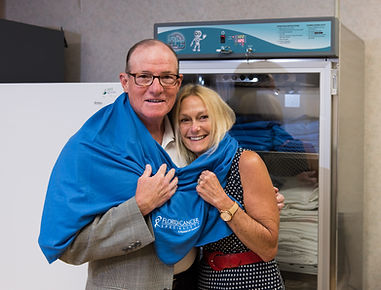 Make A Difference Foundation's Co-Founders Dave and Bobbi Norris