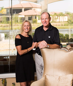 Dave and Bobbi Norris, Co-Founders of Make A Difference Foundation