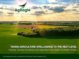 AgEagle - Investor Presentation - Gatewa