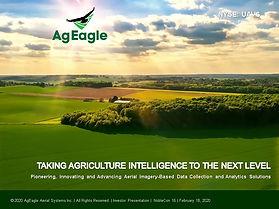 AgEagle - Investor Presentation - Noble