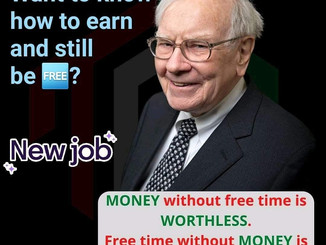 Earn money with free time