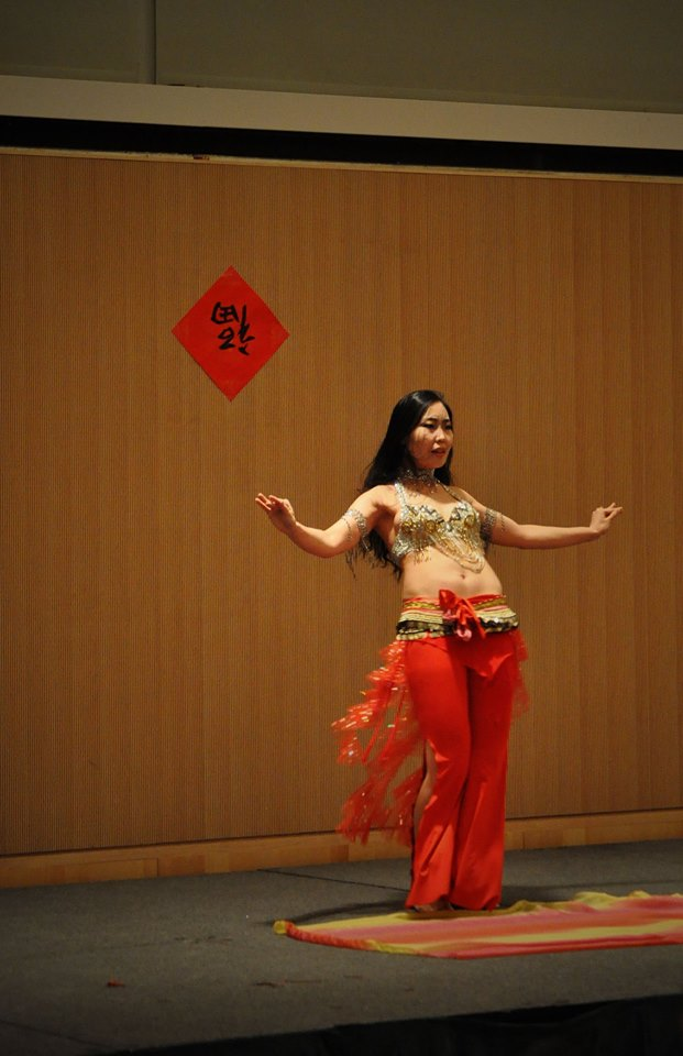 Belly Dance by A Mu