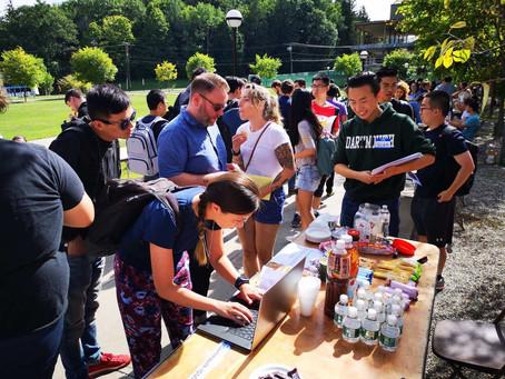 2018 达特茅斯学院中国学生学者联合会CSSA校园宣传及招新