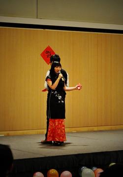 "Beijing Opera ""苏三起解"" by Junfei Tian"