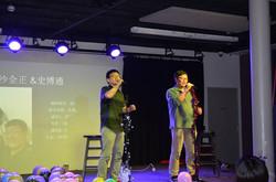 Jinzheng Sha & Botong Shi