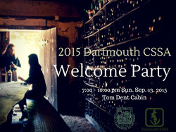 2015 Welcome Party