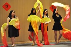 Phoenix Fan Dance
